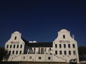 Henley building in Jo'burg