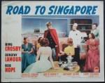 Road to Singaporeposter